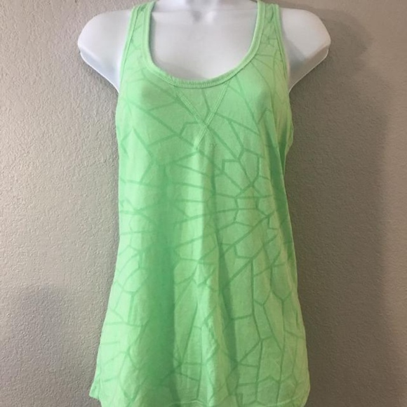 Old Navy Tops - OLD NAVY LIME GREEN TANK